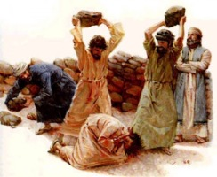 Stoning of Stephen 3
