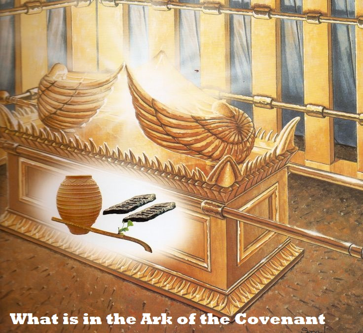The Ark of the Covenant - Bible Story and Meaning