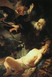 Jesus cannot be the sacrificial lamb Pic B