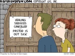 Pastor Sick