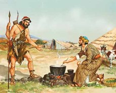 Jacob&Esau