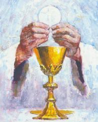 Eucharist challice