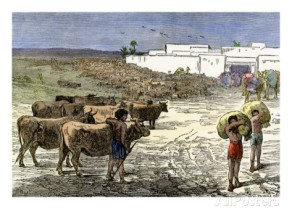 joseph-of-egypt-receiving-cattle-in-exchange-for-bread-during-a-famine