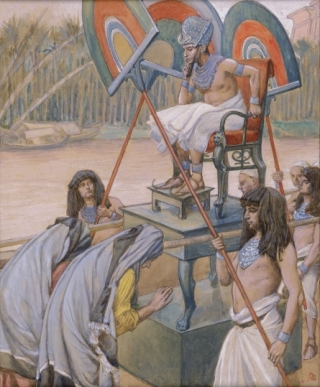 Tissot_Pharaoh_and_the_Midwives